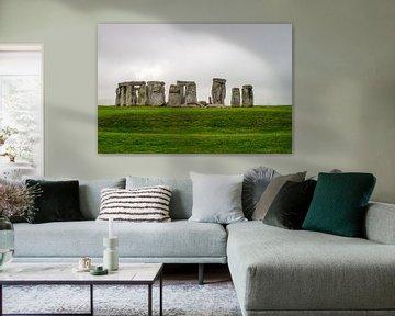 Mystisches Stonehenge