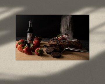 Schokoladenkuchen mit Oreos von Gaby Hendriksz