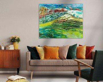Verlangen naar groen van ART Eva Maria