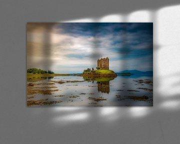 Kasteel in Schotland van Antwan Janssen