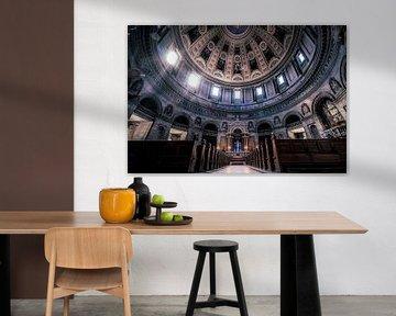 kathedraal Kopenhagen van Mario Calma