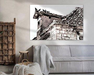 oud huis van Jens-Uwe Ernst