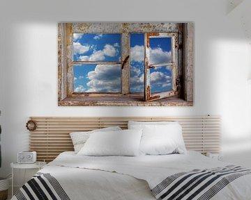 Uitzicht op de hemel van Jürgen Wiesler