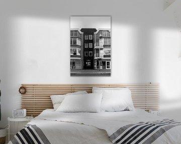 Apartementen in het centrum van Apeldoorn Black & White