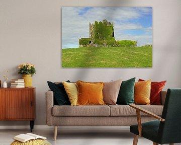 Château de Ballycarbery en Irlande sur Babetts Bildergalerie