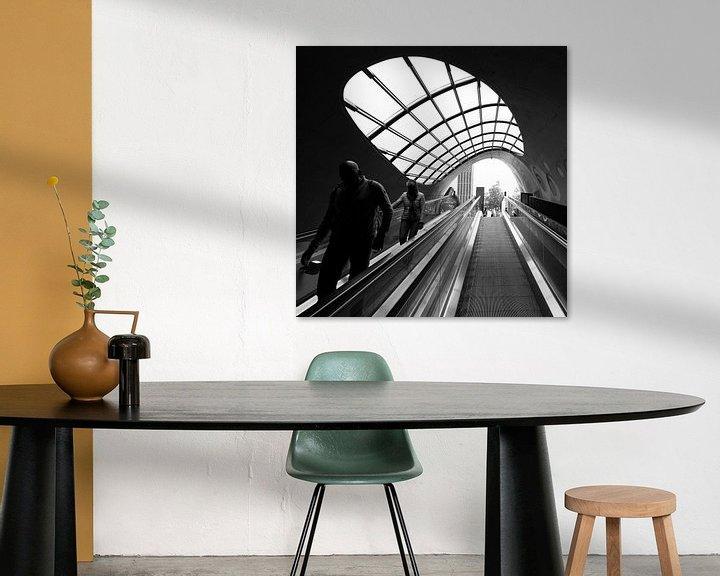 Sfeerimpressie: Schimmenspel van Henri Boer Fotografie