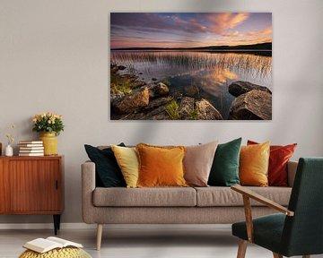 Zweedse meren von Hans van den Beukel