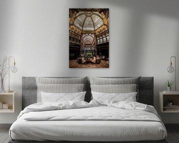 Hotel Hyatt von Marcel Bonte