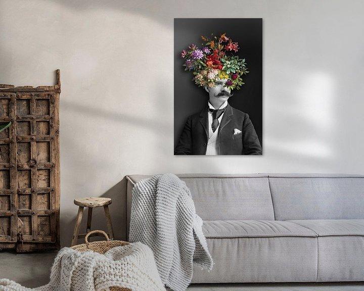Beispiel: Son Portrait von Marja van den Hurk