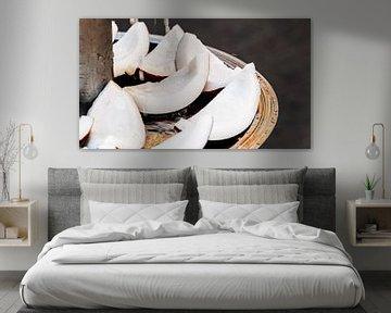 Kokosnuss Stücke von Thomas Heitz