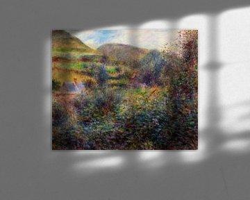 Renoir, Umgebung von Berneval (1879)