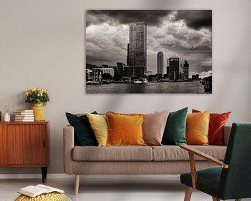 Koningshaven in Rotterdam von Vincent van Kooten