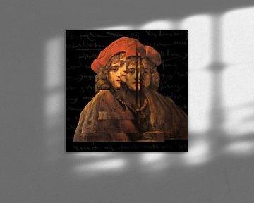 TITUS - SOHN VON REMBRANDT von Atelier Kunst en Ko