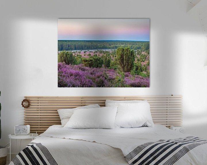 Beispiel: Lüneburger Heide, Totengrund von Katrin May