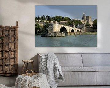 le pont d'Avignon von Antwan Janssen