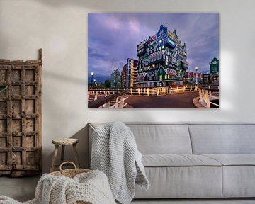 Inntel Hotel Zaandam, Niederlande von Adelheid Smitt