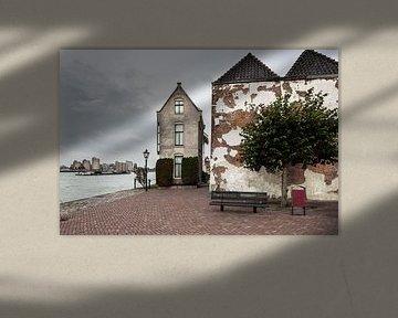 Nostalgisch plekje in Dordrecht van Peter de Kievith Fotografie