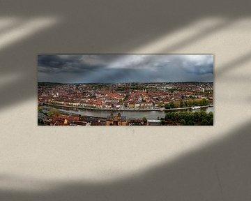 Würzburg Panorama van Thomas Heitz