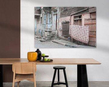 Nummer 2 | straatbeeld in Istanboel van Photolovers reisfotografie
