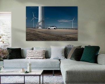 De schoonheid van een Toyota Hybride van Simon Peeters