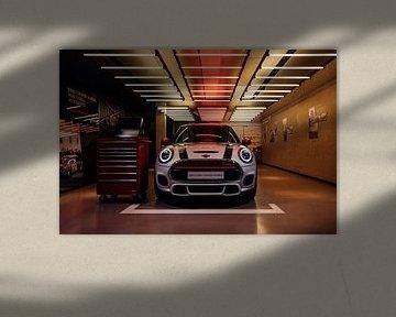 MINI Auto, MAXI Spaß. von Simon Peeters