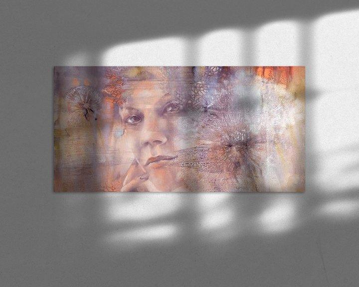 Beispiel: Tenderly - Nora und die Pusteblumen - Variante III von Annette Schmucker