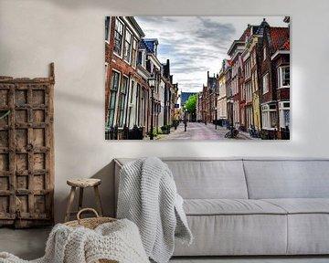 Hoorn Grote Oost Noord-Holland Nederland van Hendrik-Jan Kornelis
