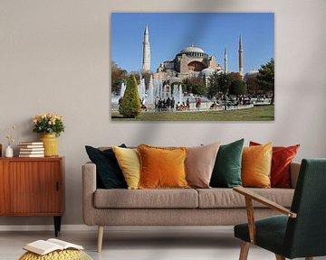 Hagia Sophia (1) van Antwan Janssen
