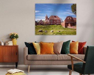 Burg Stargard bei Neustrelitz in Mecklenburg-Vorpommern von Animaflora PicsStock