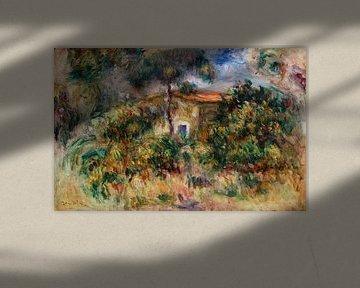Bauernhaus, Renoir (1917)