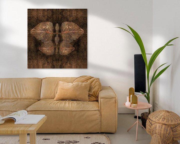 Beispiel: Der Herbst als entomolgisches Objekt von Marco van Antwerpen