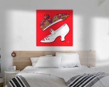 Schoentjes van Marco Roling