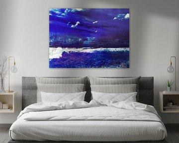Cobalt Meer von Jacob von Sternberg