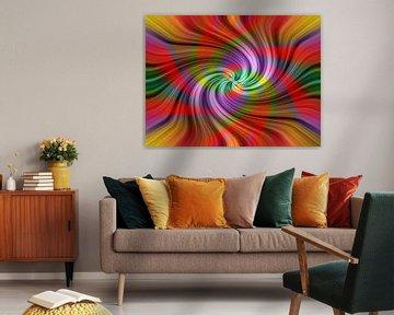 Whirlpool 3 von Jan van Reij