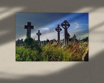 Old Rath Friedhof in Irland von Babetts Bildergalerie