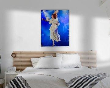 Florence And The Machine von Wim Demortier