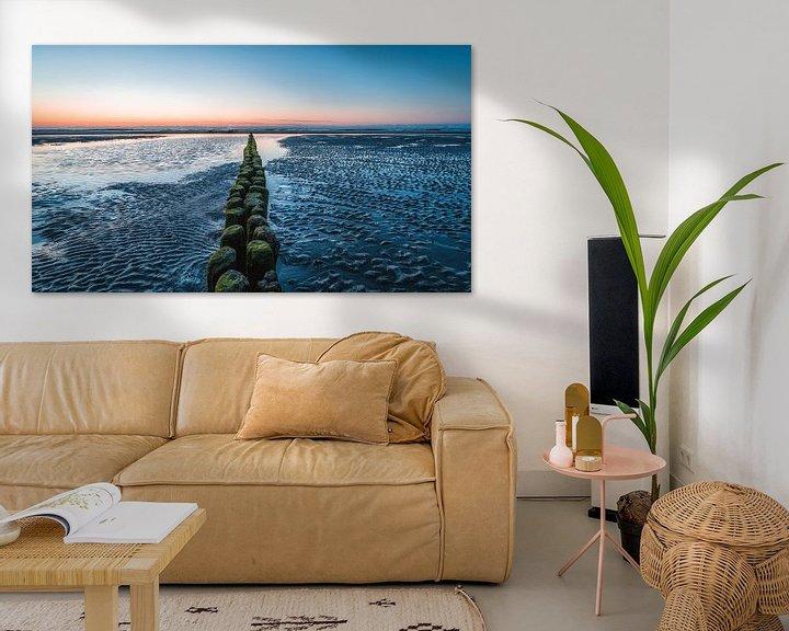 Impression: Buhne à la plage de Norderney sur Steffen Peters