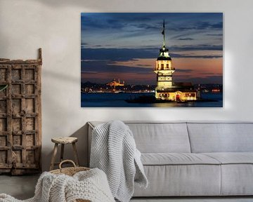 Kiz Kulesi, Istanbul van Stephan Neven