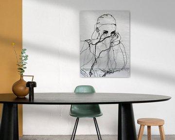 'A Question Of Silence' van Kim Rijntjes