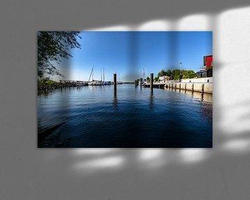 Hafen Puddemin auf Rügen von GH Foto & Artdesign