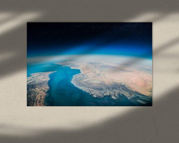 Sfeerimpressie: Beautiful Earth van Martijn Kort