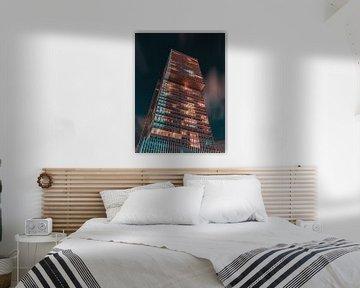 De Rotterdam - color van Nuance Beeld