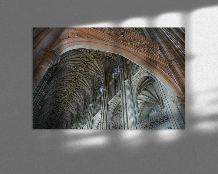 Sfeerimpressie: Canterbury van christine b-b müller
