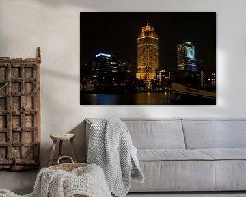 Rembrandttoren Amsterdam van shoott photography