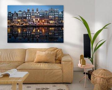 Herengracht Amsterdam van Manuuu S