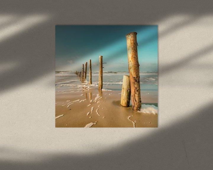 Beispiel: Nordseezauber IV von Kirsten Warner
