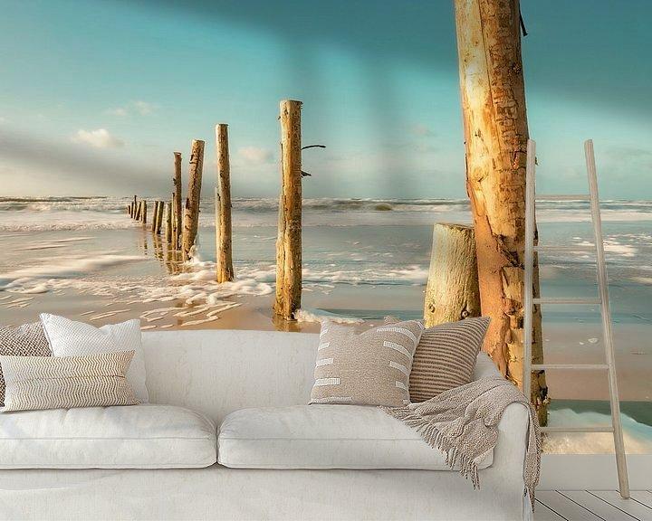 Beispiel fototapete: Nordseezauber IV von Kirsten Warner