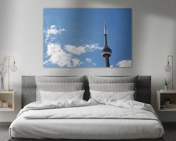 CN Tower in Toronto, Canada van Sofie Bogaert