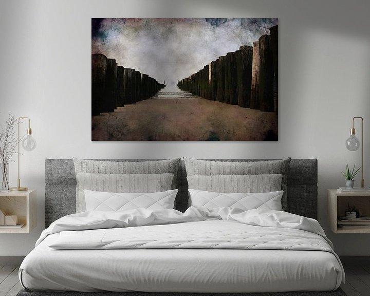 Sfeerimpressie: clouds van Yvonne Blokland