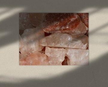 Healing mineralen stenen van JM de Jong-Jansen